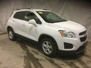 2014 Chevrolet Trax LT- ONE OWNER! LADY DRIVEN