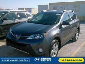 2014 Toyota RAV4 XLE TOIT BLUETOOTH USB/MP3 CAMERA A/C CRUISE