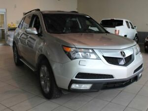2012 Acura MDX SPTENT - 3rd Row Seats, Heated Leather, Sunroof,