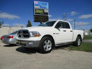 2009 RAM 1500 SLT 4X4,6 MONTH BUMPER TO BUMPER WARRANTY $14,950