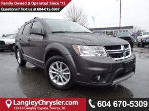 2015 Dodge Journey SXT *ACCIDENT FREE*ONE OWNER*LOCAL BC CAR*