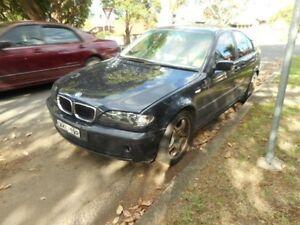 2001 BMW E46 M Sport Blue Automatic Sedan Croydon Burwood Area Preview