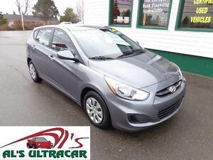 2016 Hyundai Accent GL HB only $116 bi-weekly all in!