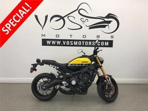 2016 Yamaha XSR 900- Stock#V2875- No Payments For 1 Year**