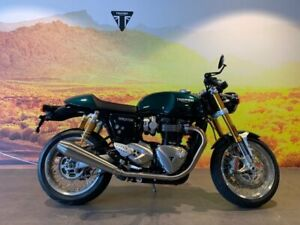 2019 Triumph THRUXTON 1200 R Road Bike 1200cc Tempe Marrickville Area Preview