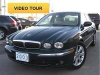 **VIDEO TOUR**   2003 Jaguar X-TYPE  UNBELIEVABLE CONDITION