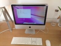 Apple iMac Core 2 Duo 2Ghz 20-Inch