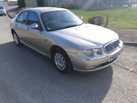 2003 Rover 75 connoisseur Full service history very well looked after