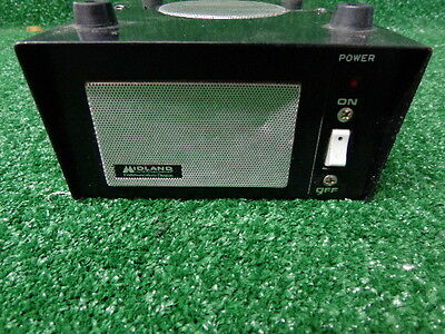 Midland 18-802 2 Amp Radio Power Supply Working Condition Vintage Free Ship A31