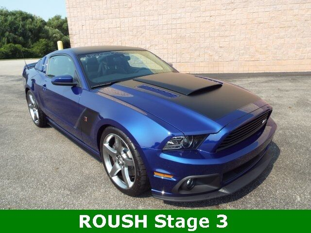 used 2014 roush stage 3 mustang for sale autos post. Black Bedroom Furniture Sets. Home Design Ideas