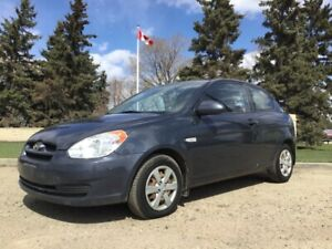 2009 Hyundai Accent, SE-PKG, AUTO, LOADED, A/C