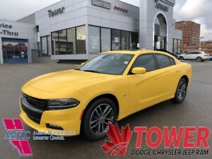 2018 Dodge Charger GT - AWD, REMOTE START, MEMORY SEATING!