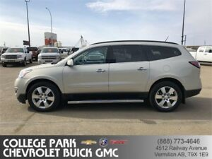 2013 Chevrolet Traverse LTZ  7 pass Leather