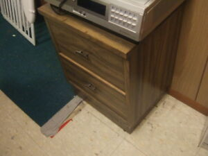 bedside night table, 5498