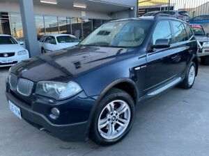 2007 BMW X3 E83 MY07 si Steptronic Blue 6 Speed Sports Automatic Wagon Fyshwick South Canberra Preview