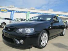 2006 Ford Falcon BF Mk II XR6 Black 6 Speed Sports Automatic Sedan Greenslopes Brisbane South West Preview