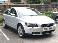 2005 VOLVO S40 2.0 SE DIESEL *F.S.H* *GREY LEATHER* *SUNROOF* *PX* *DELIVERY*