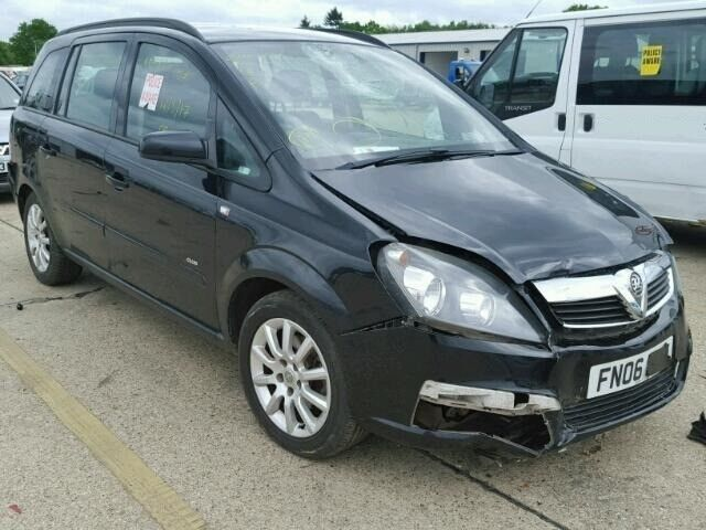 VAUXHALL ZAFIRA 1.6 2006-2013 BREAKING FOR SPARES TEL 07814971951 HAVE FEW IN STOCK