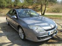 2008 08 RENAULT LAGUNA 2.0 DYNAMIQUE 16V 5D AUTO 170 BHP