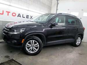 2014 Volkswagen Tiguan AUTO A/C SIÉGES CHAUFF BLUETOOTH MAGS