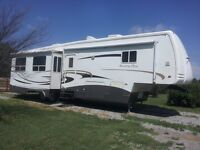 Newmar kountry star 5th wheel