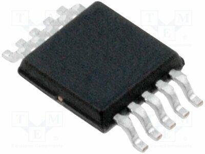 Integrated Schaltkreis Digital Potentiometer 50k Spi Ad5200brmz50 Digital