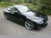 BMW 320d M Sport Plus Coupe