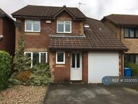 4 bedroom house in Isaacs Close, Poole, BH12 (4 bed)