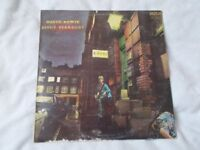 Vinyl LP The Rise And Fall Of Ziggy Stardust – David Bowie RCA Victor SF8287 Stereo 1972