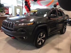 Jeep Cherokee 4WD 4dr Trailhawk 2017