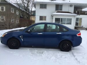 2009 Ford Focus SEL Sedan  ***updated price***