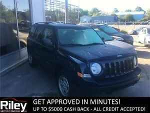 2012 Jeep Patriot Sport STARTING AT $121.33 BI-WEEKLY