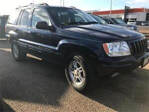 JEEP GRAND CHEROKEE LIMITED GORGEOUS! Available all weekend !!
