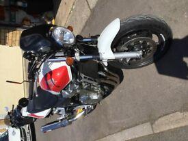 Honda, CB1300f naked