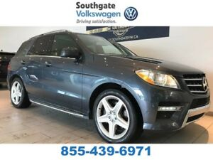 2014 Mercedes-Benz M-Class ML 350 | LEATHER | PANORAMIC SUNROOF