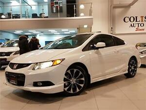 2012 Honda Civic Cpe Si **NAVIGATION-ONLY 70KM**