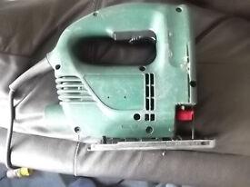 BOSCH 230 volt jigsaw