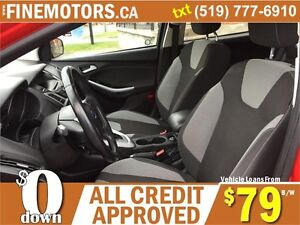 2012 FORD FOCUS SE HATCHBACK * EASY ON GAS * FINANCING AVAILABLE London Ontario image 6