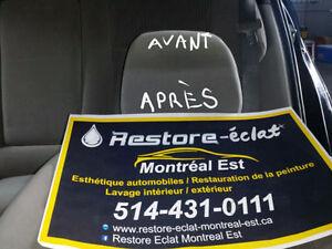 25$ !!!! LAVAGE SANS CONTACT. ESTHETIQUE AUTOMOBILES. CAR WASH.