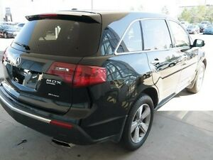 2013 Acura MDX TECH PACKAGE, AWD, LEATHER, SUNROOF Edmonton Edmonton Area image 4
