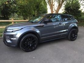 Land-Rover-Range-Rover-Evoque Coupe 3 door 2-2 Sd4 4X4-Dynamic-Lux