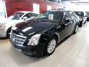2011 Cadillac Berline CTS TOIT PANORAMIQUE 140$/2sem.