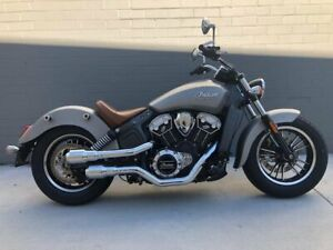 2017 Indian Scout Road Bike 1133cc Tempe Marrickville Area Preview