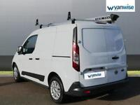 2014 Ford Transit Connect 1.6 TDCi 75ps Trend Van Diesel white Manual
