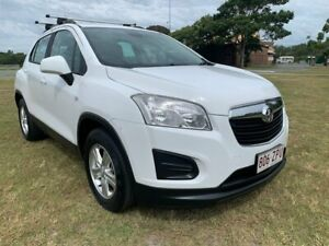 2015 Holden Trax TJ MY16 LS White 6 Speed Automatic Wagon Woongoolba Gold Coast North Preview