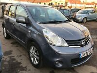 2010 Nissan Note 1.6 16v 5dr, AUTOMATIC, GREY, CLEAN CAR, FIRST TO SEE WILL B...