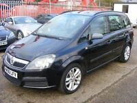 VAUXHALL ZAFIRA BREAKING FOR PARTS
