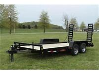 Remorque plate-forme Gator 16 GT-XT ' 10 000 lbs
