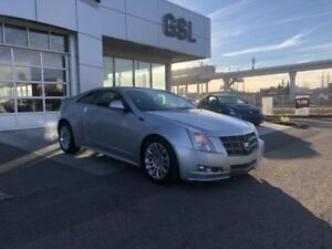 2011 Cadillac CTS Coupe Premium 3.6L V6, All Wheel Drive