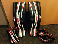 Brian's Gnetik goalie set